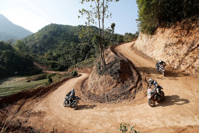 BMW Motorrad safari