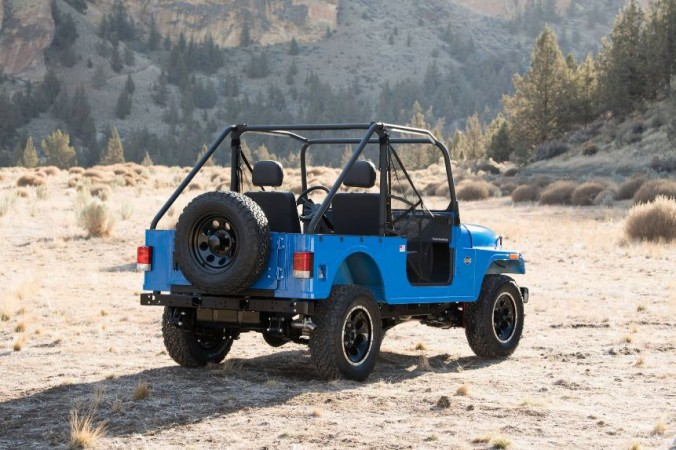 Mahindra Roxor Off Road Vehicle Unveiled All You Need To