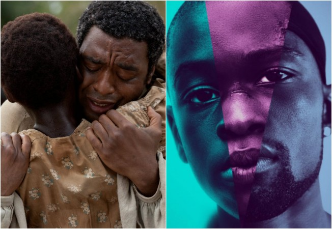 Black-themed movies in Oscar