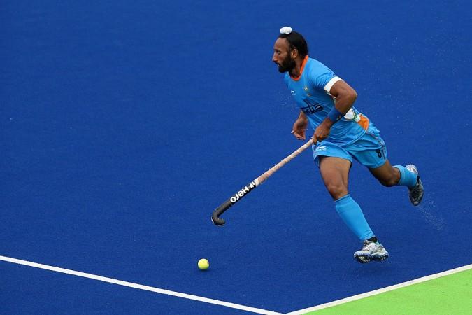 India hockey captain Sardar Singh