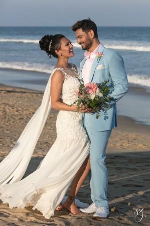 Rochelle Rao and Keith Sequeira wedding