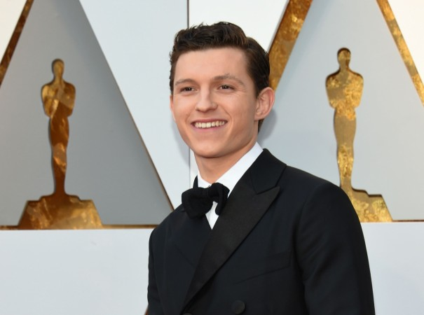 Tom Holland, Oscars 2018, James Bond