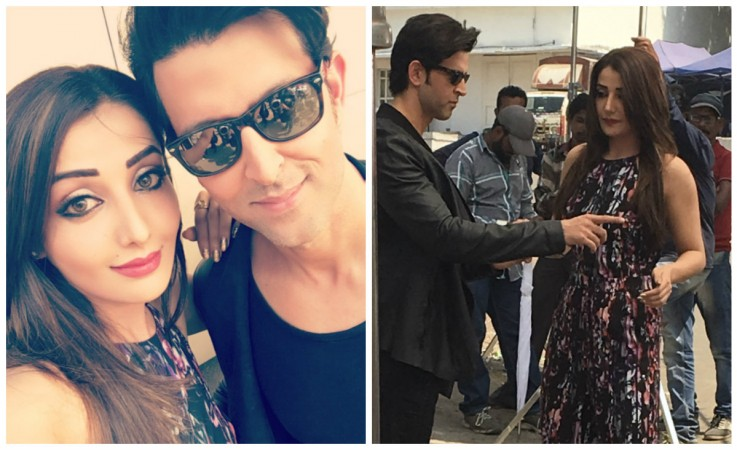 Hrithik Roshan and Sonia Mann are rumoured to feature together in Super 30