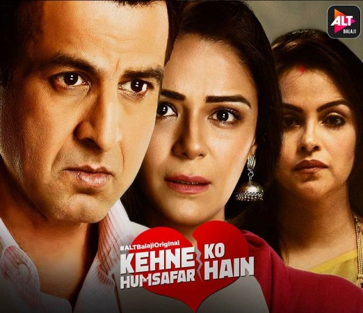 Kehne Ko Humsafar Hai trailer released