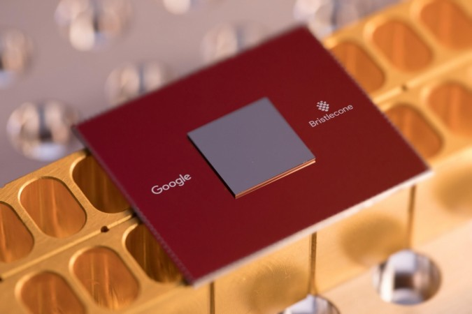 Bristlecone is Google's newest quantum processor