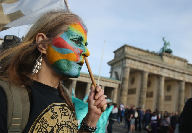 International Women's Day in Berlin