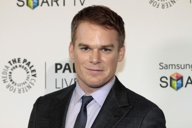 Actor Michael C. Hall arrives at The 2013 PaleyFest Previews: Fall TV event,