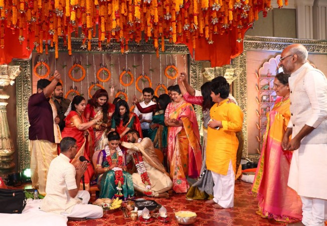 Parthiepan's Daughter Keerthana's Marriage with Akshay
