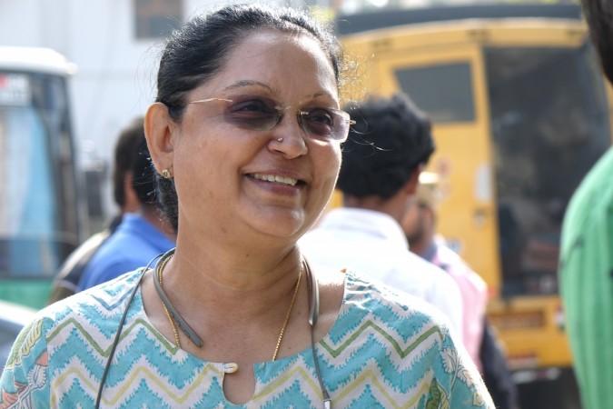 BR Vijaylakshmi