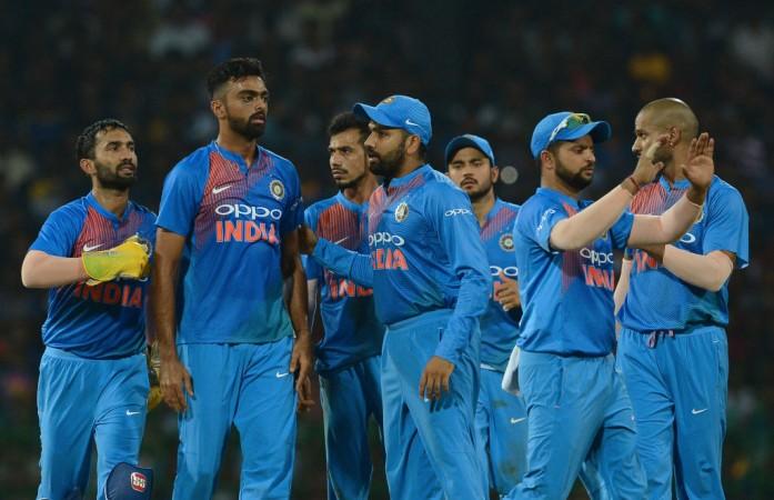 India cricket team - Nidahas Trophy
