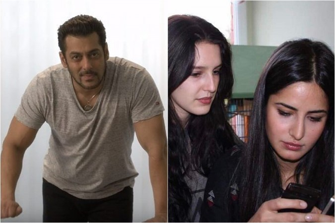 Salman Khan not to dance in Isabelle Kaif's debut film
