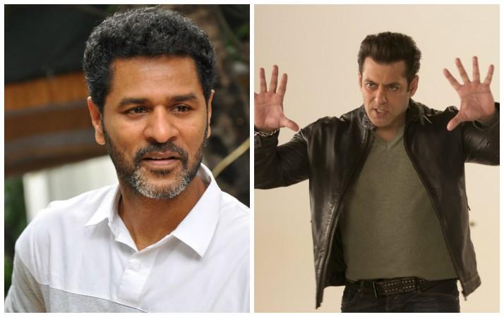Prabhu Deva confirmed to direct Salman Khan's Dabangg 3