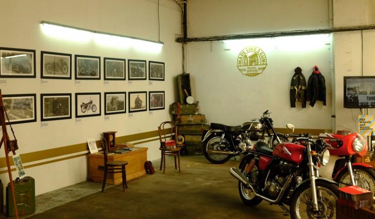 Royal Enfield, RE Vintage