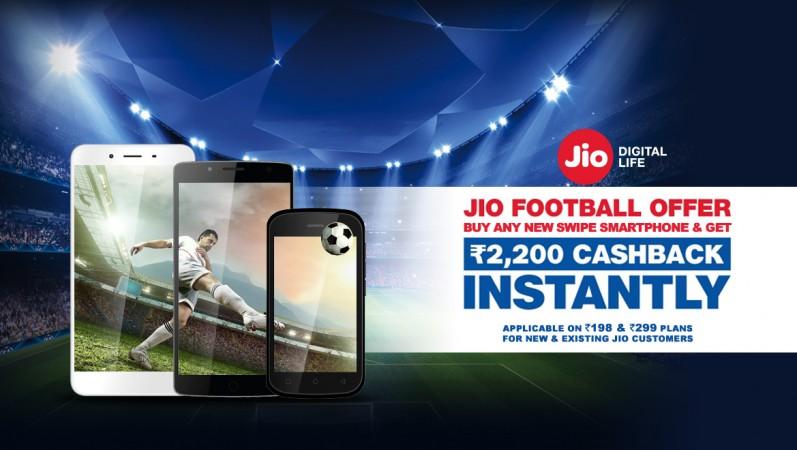 Jio Football offer