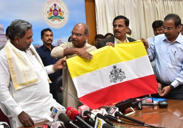 Karnataka cabinet approves state flag