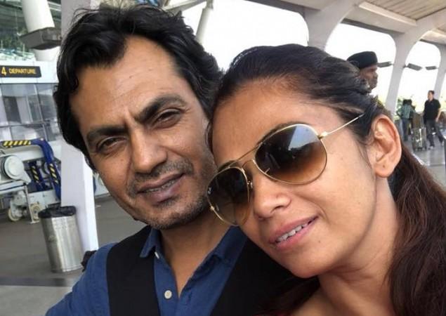 Nawazuddin Siddiqui, Wife Aaliya Siddiqui