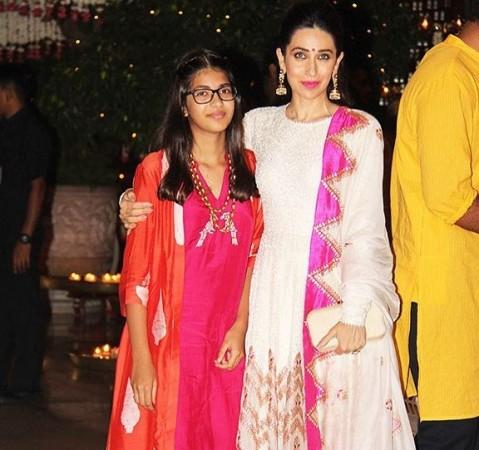 Karisma Kapoor celebrates daughter Samaira's birthday