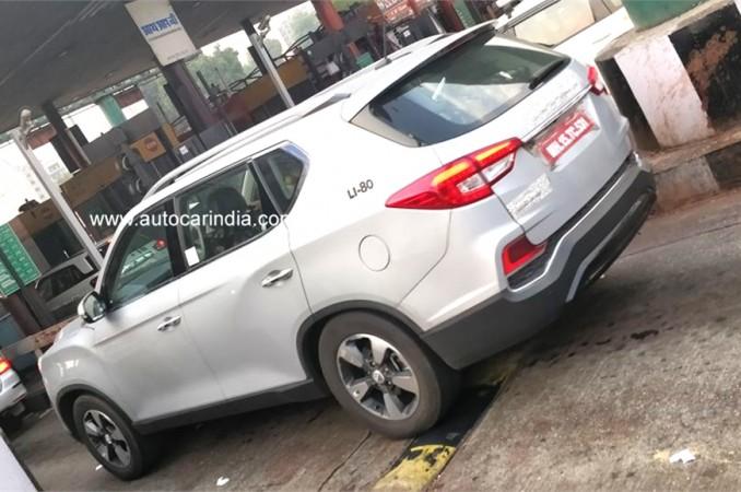 Mahindra's new SUV