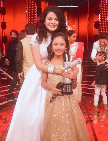The Voice India Kids 2 winner Manashi Sahariah