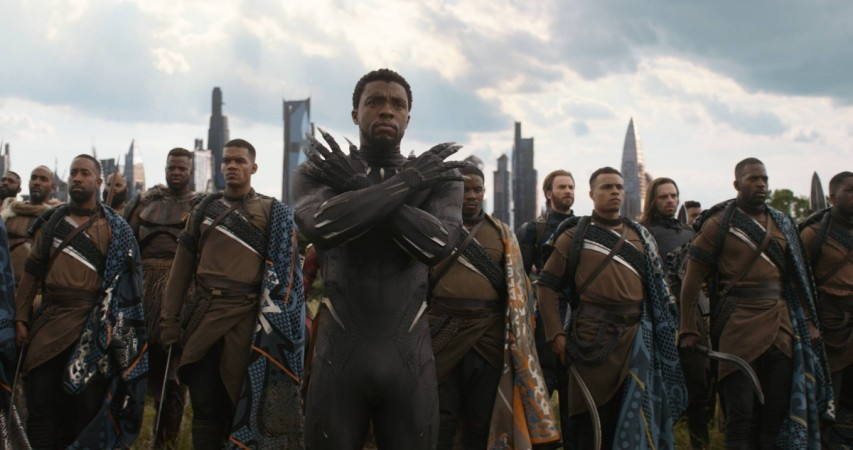 Avengers Infinity War Black Panther