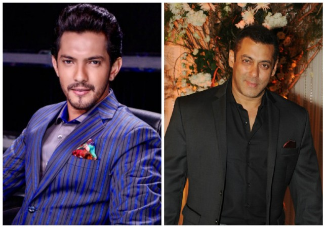 Aditya Narayan and Salman Khan trolled with memes after former hit an auto-rickshaw with his car
