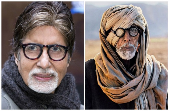 Truth behind viral picture claimed to be Amitabh Bachchan's look in Thugs of Hindostan revealed