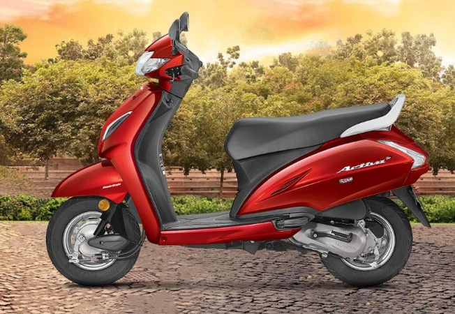2018 Honda Activa 5G scooter launched at Rs 52,460 with ...