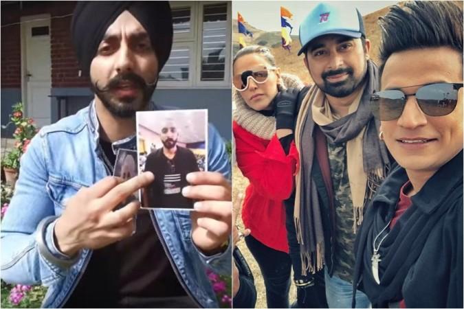 Harpawit Singh, MTV Roadies Xtreme