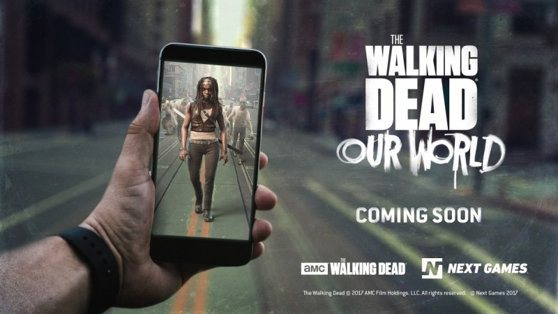 The Walking Dead: Our World is coming soon