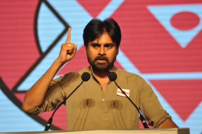 Pawan Kalyan celebrated Jana Sena formation day