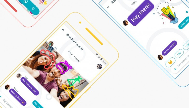Google's Allo messaging app