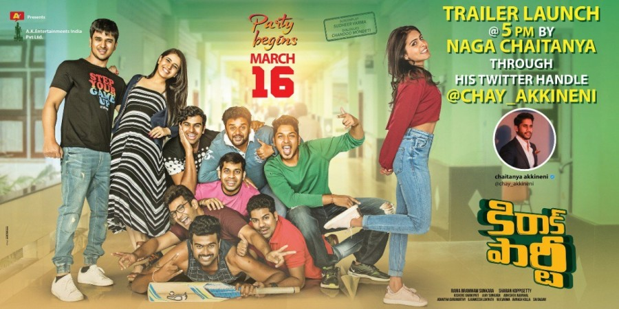 kirrak party movie review and rating by audience live