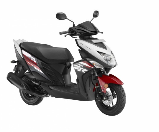 2018 Yamaha Ray ZR