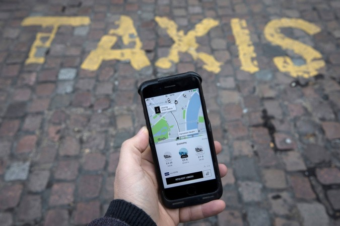 Uber has applied for a software patent to detect drunk passengers