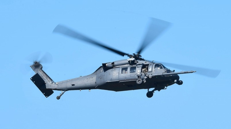 US military HH-60 Pave Hawk Helicopter