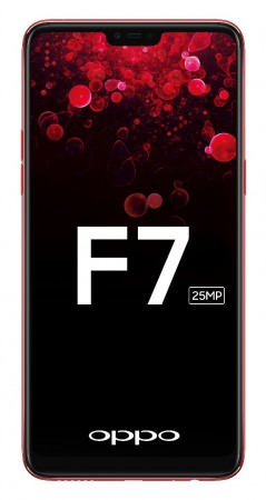 OPPO F7 launching on March 26