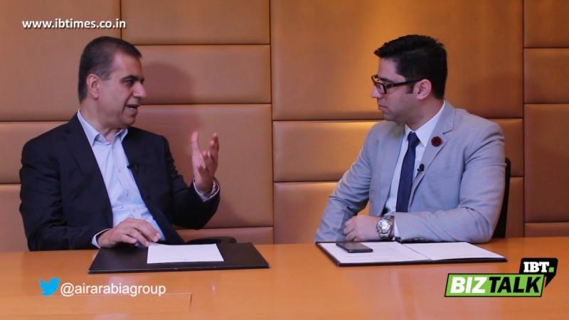 Air Arabia CEO Adel Abdullah Ali