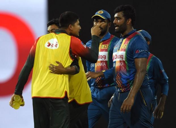 Nidahas Trophy - Sri Lanka vs Bangladesh