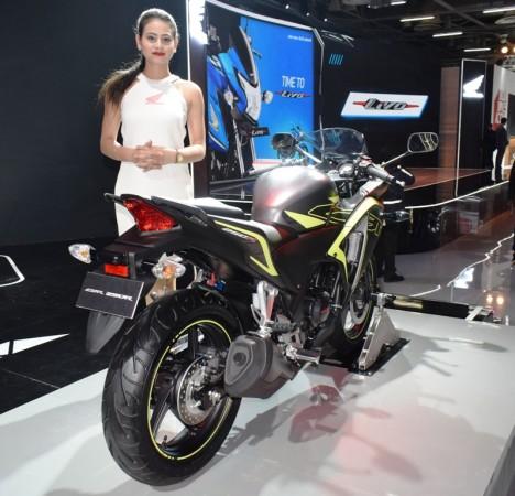 New Honda CBR 250R