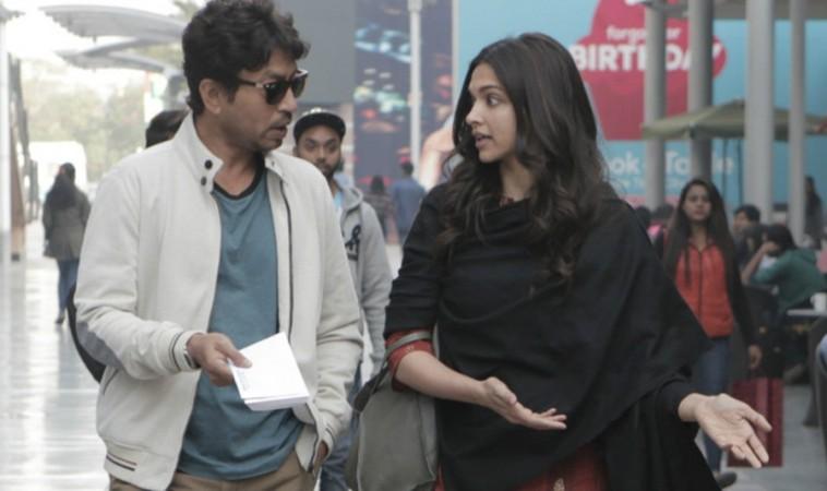 Irrfan Khan, Deepika Padukone