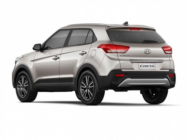 2018 Hyundai Creta facelift, 2018 Hyundai Creta