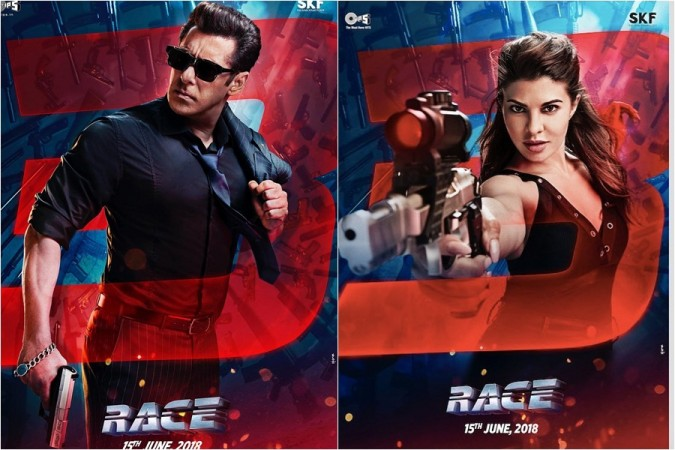 Race 3: Salman reveals Bobby Deol's slick look
