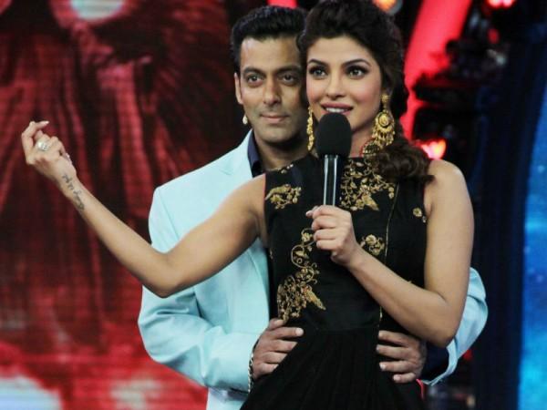 Salman Khan to romance Priyanka Chopra in Bharat