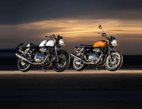 Royal Enfield Interceptor 650, Continental GT 650