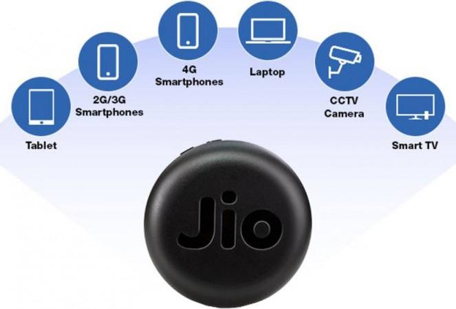 JioFi JMR815 available for Rs 999
