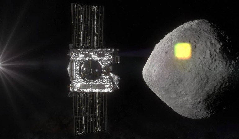 The mapping of the near-Earth asteroid Bennu is one of the science goals of NASA's OSIRIS-REx mission, and an integral part of spacecraft operations. The spacecraft will spend a year surveying Bennu before collecting a sample that will be returned to Ear