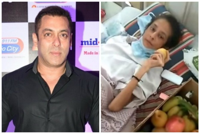 Salman Khan's co-actress Pooja Dadwal is suffering from TB