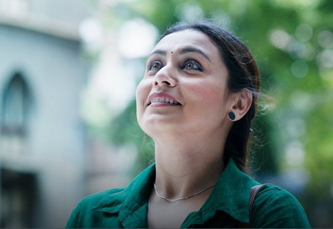 Rani Mukerji's Hichki gets a strong start at the box-office!