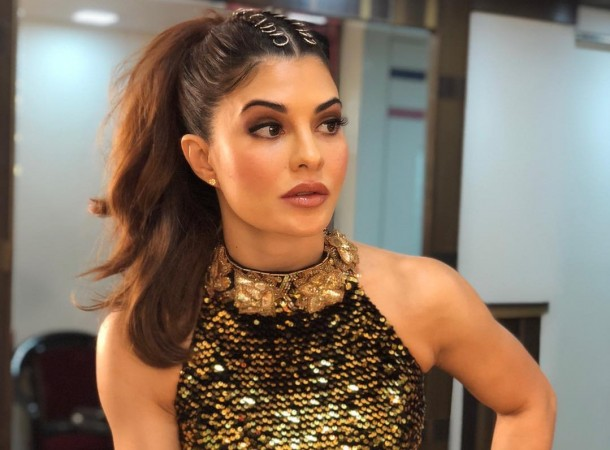 Jacqueline Fernandez suffers eye injury while playing squash