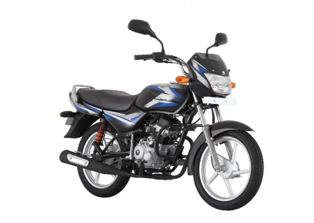 Bajaj CT100 electric start   alloy wheel